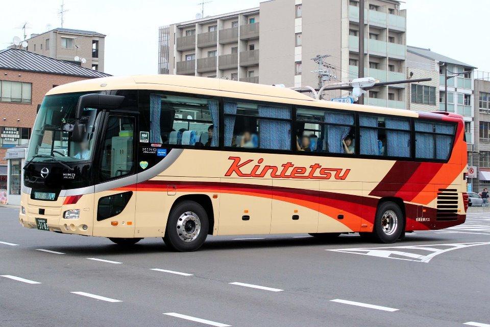 名阪近鉄バス か3183