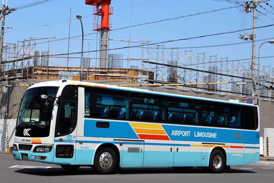 大阪空港交通 か1201