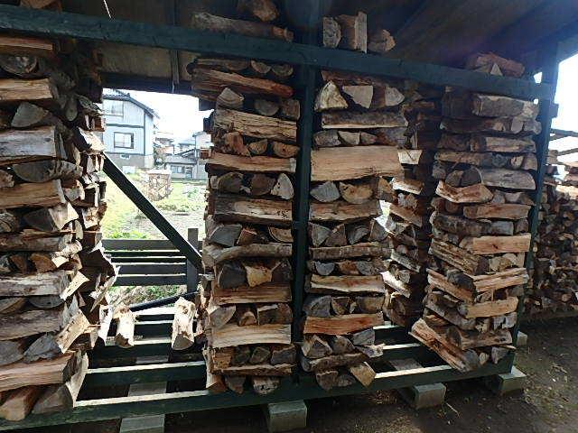 薪の補充1