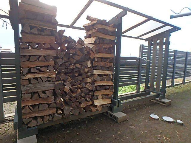 薪の補充2