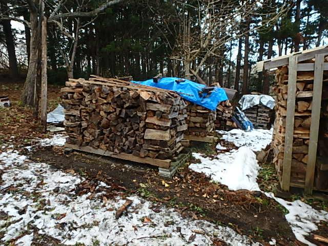 薪の補充6