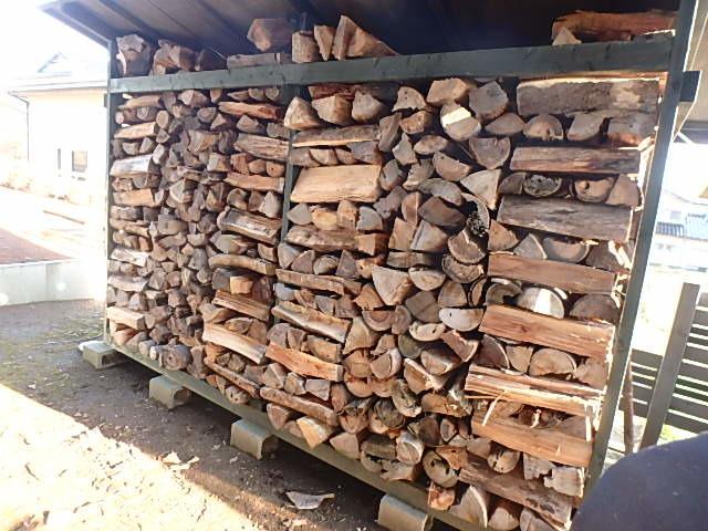 薪の補充7