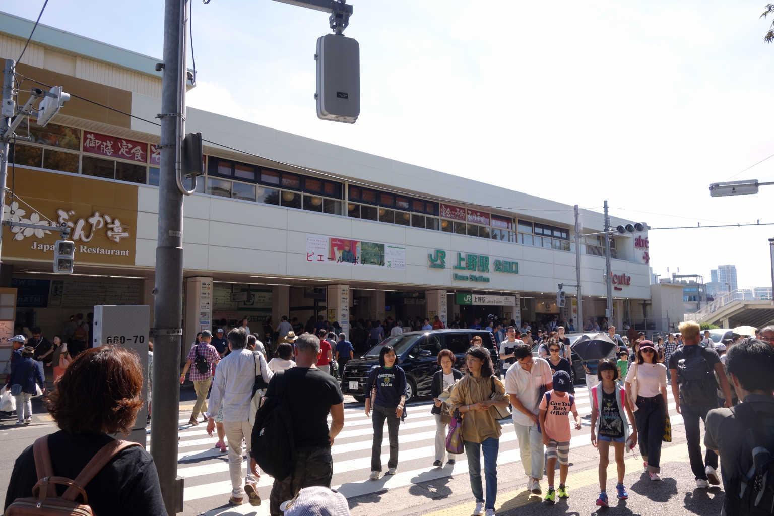 上野駅01
