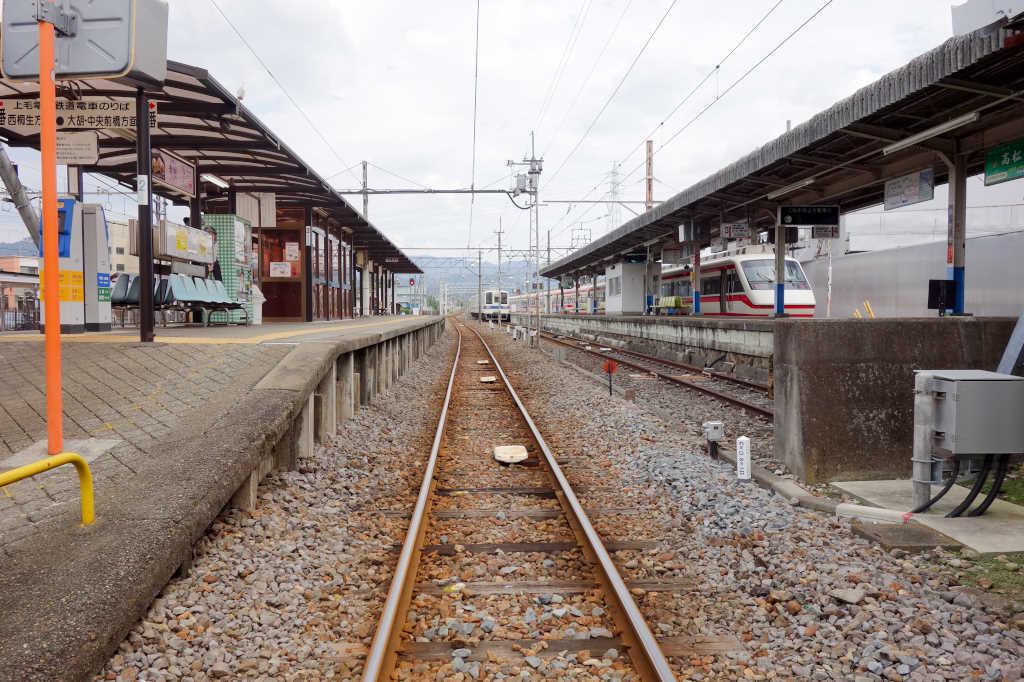 赤城駅   駅前探訪