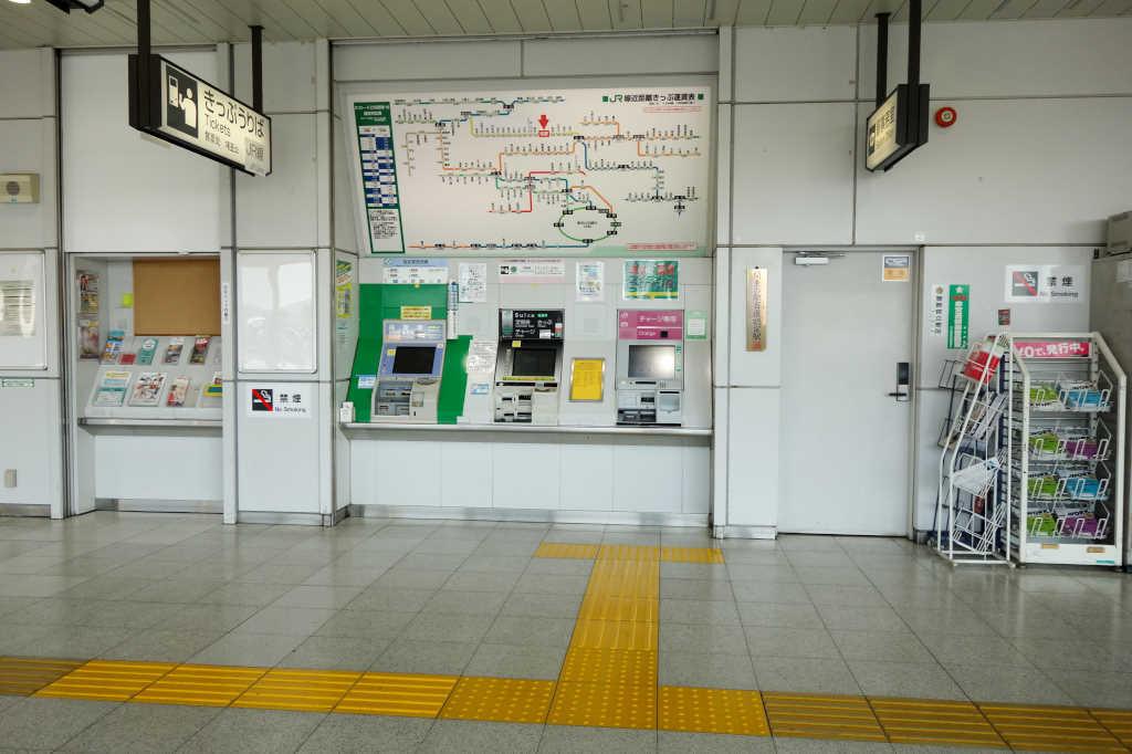 佐野駅21
