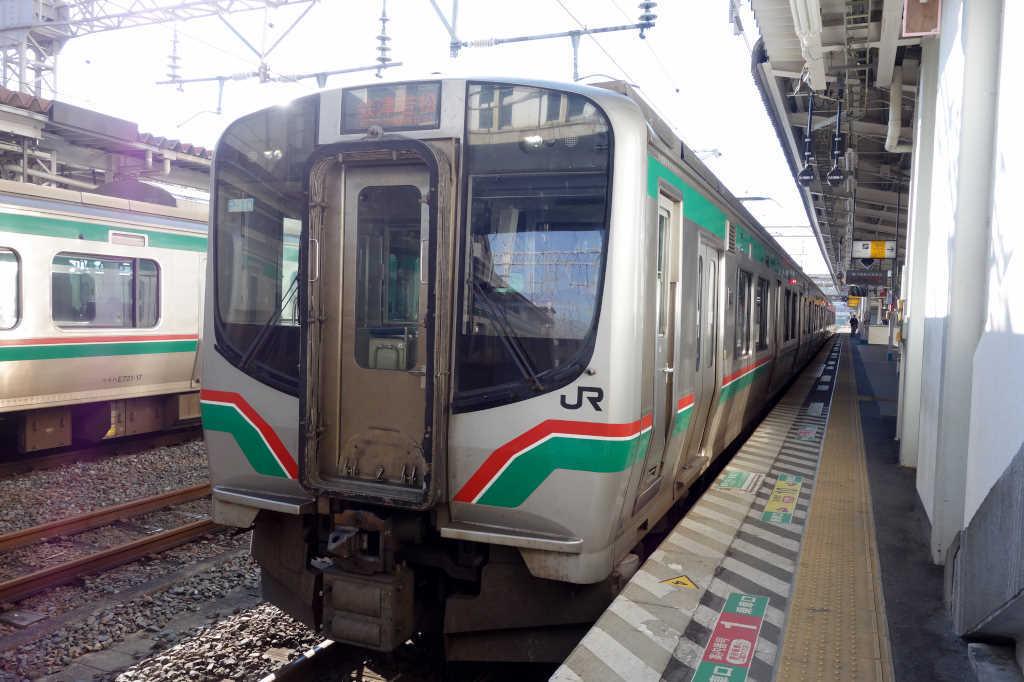 郡山駅12