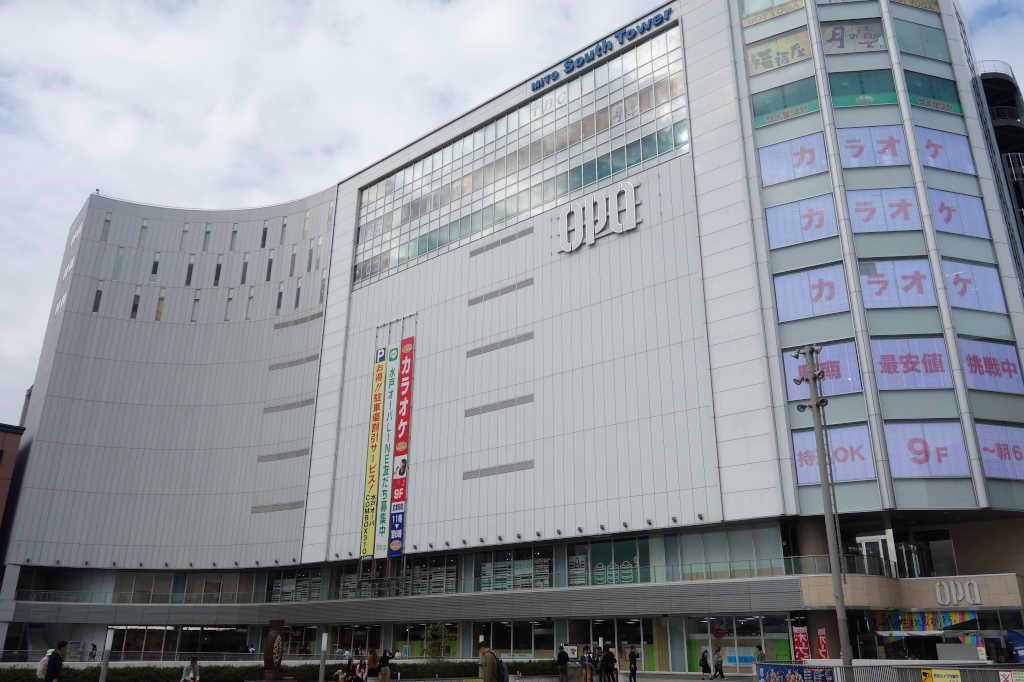 水戸駅10