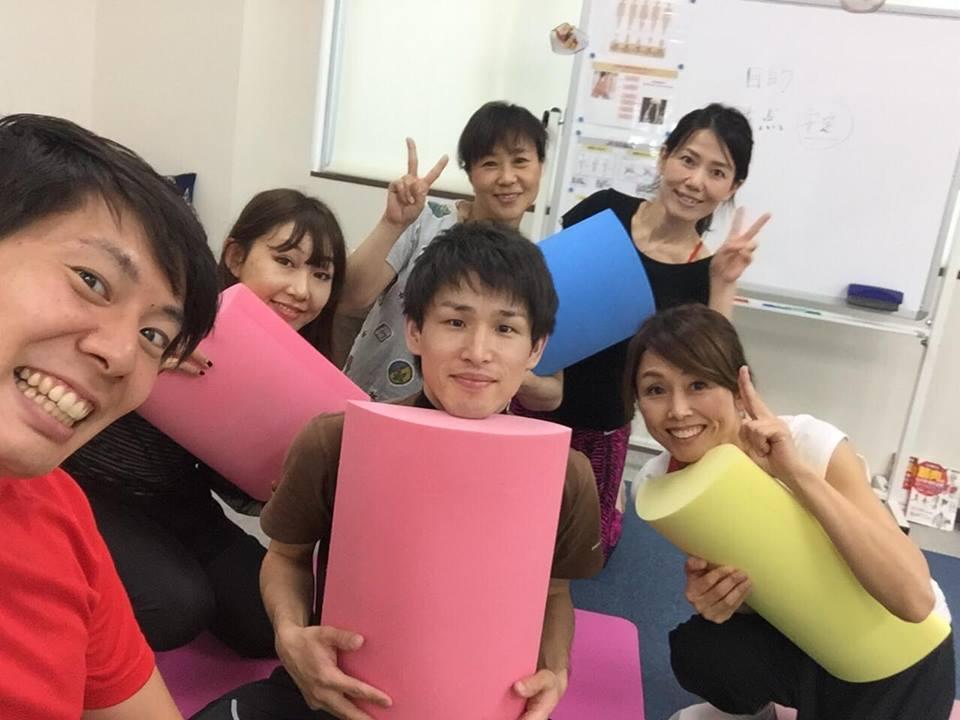 【名古屋】CoreCradleエクササイズセミナー開催しました
