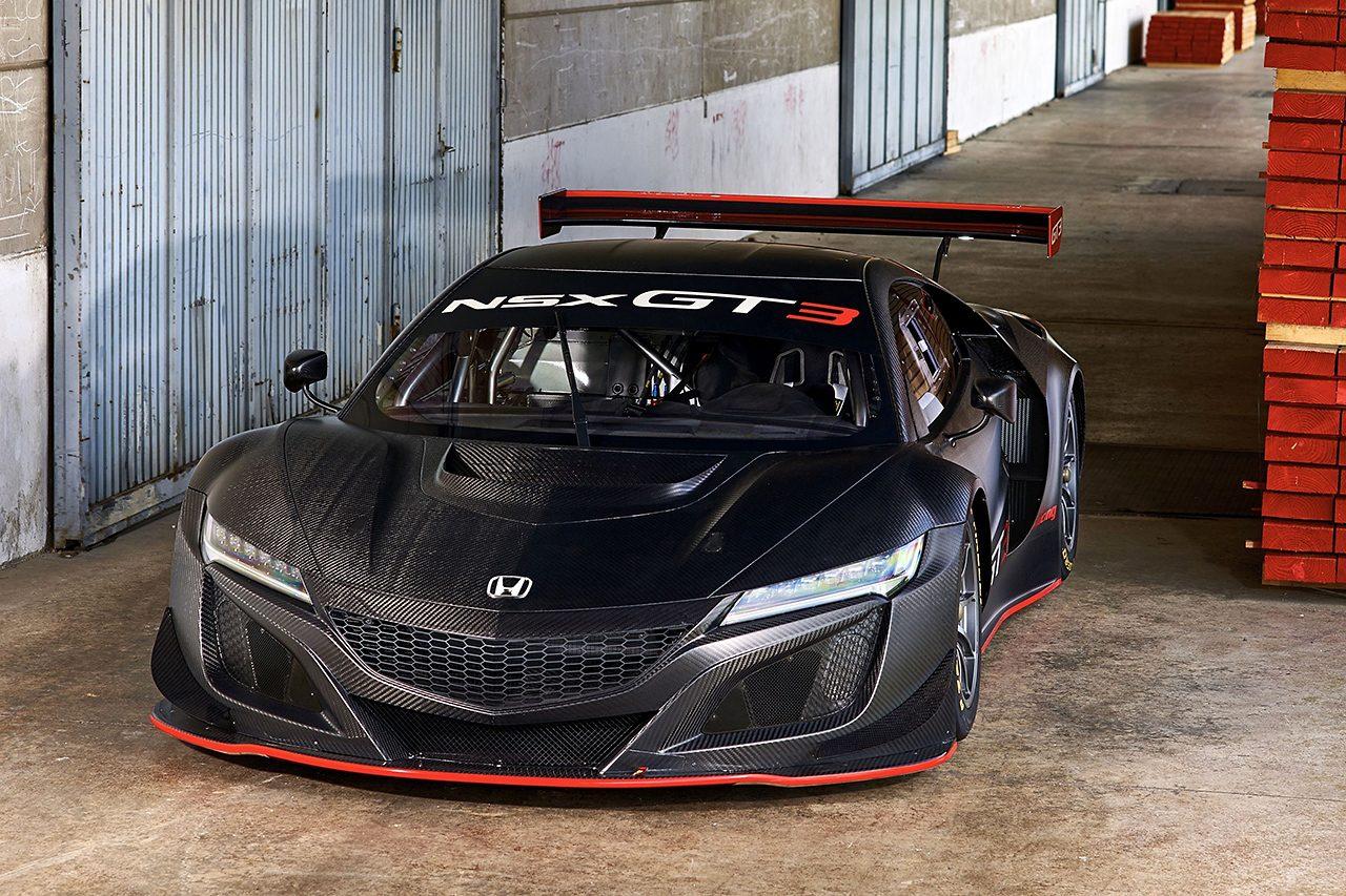 NSX GT3 9