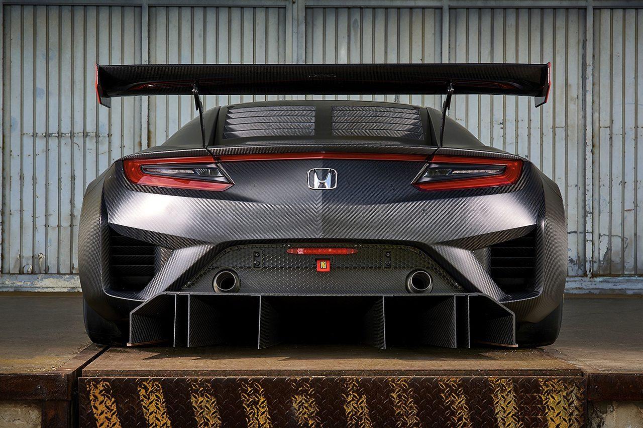 NSX GT3 4