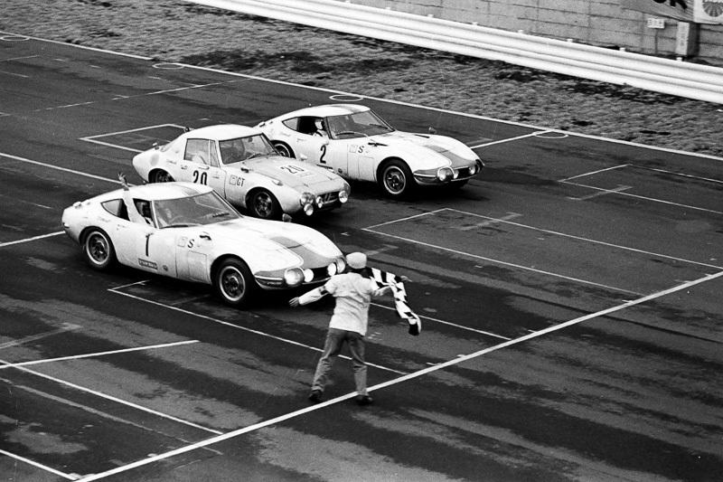 富士24時間耐久1967