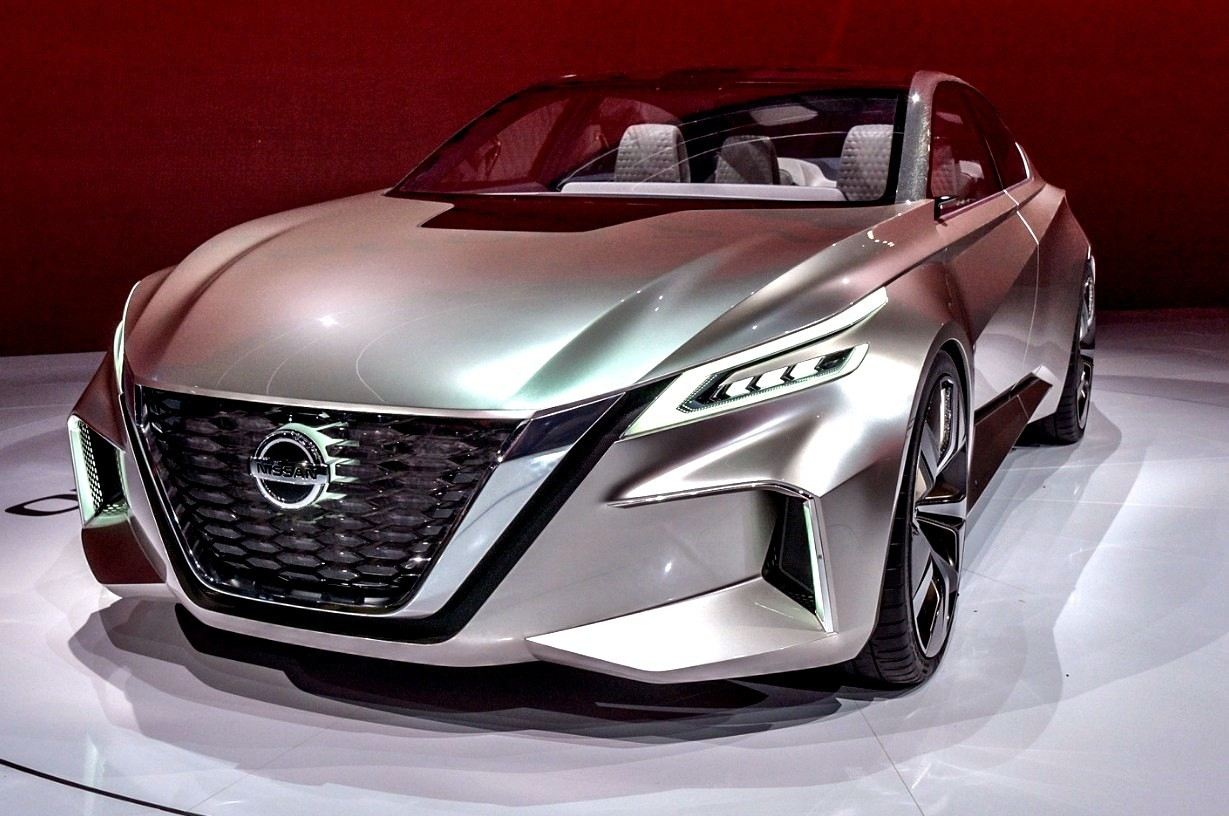 nissan vmotion 20 concept - Edited