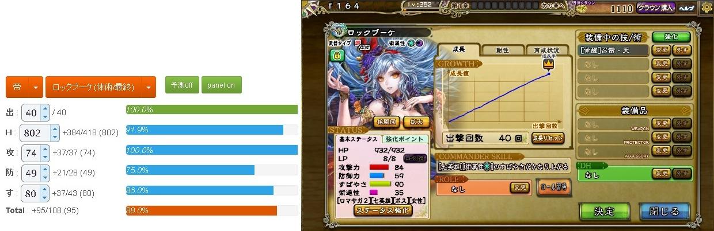 ロックブーケ(最終)リターン9