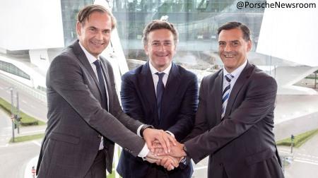 WEC/ル・マン24時間:ポルシェが2017年限りでLMP1撤退、2019-2020シーズンからフォーミュラE参戦