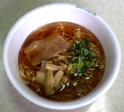 9/11発売 Japanese Soba Noodles 蔦 醤油Soba(2017年9月)(できあがり)