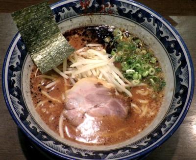 麺屋 黒船 藤井寺店 味噌麺
