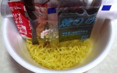 9/4発売 名店の味 青葉 中野本店 東京魚介豚骨醤油(内容物)