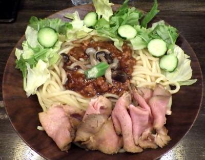 綿麺 フライデーナイト Part134 (17/7/28) まぜそば(味噌)