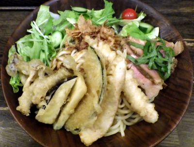 綿麺 フライデーナイト Part135 (17/8/25) 冷やしぶっかけそば