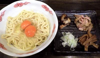 綿麺 フライデーナイト Part136 (17/9/8) 釜玉そば