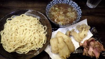 綿麺 フライデーナイト Part137 (17/9/22) 太刀魚(ドラゴン)つけ麺