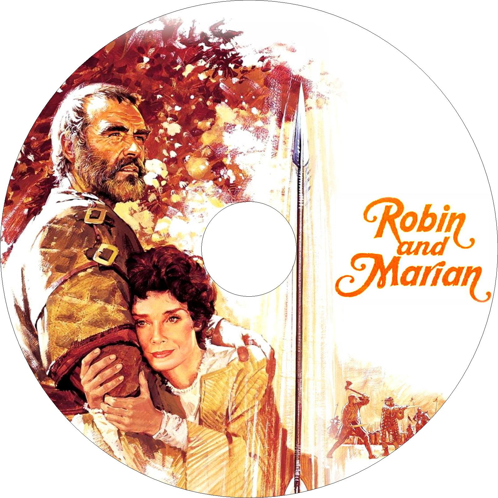 ロビンとマリアン ラベル
