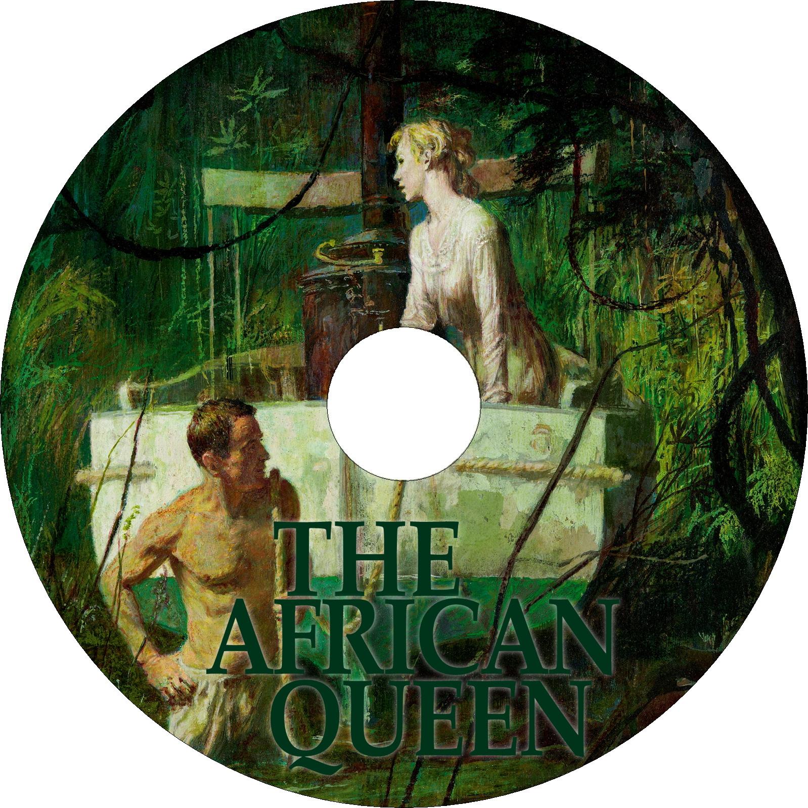 アフリカの女王 ラベル
