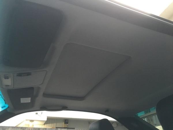 天井張替え BMW840Ci