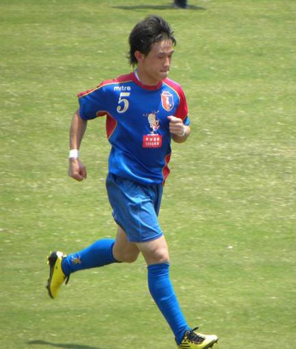 奈良クラブの選手
