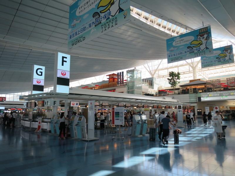 羽田空港 ファーストクラスラウンジ