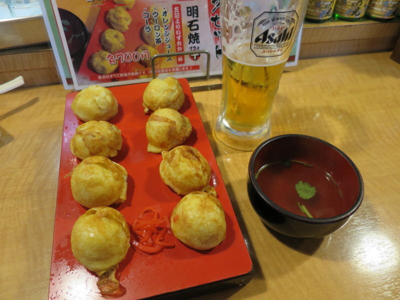 明石焼き 新梅田食道街
