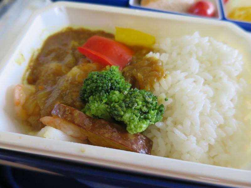 ANA 機内食 青島-関西