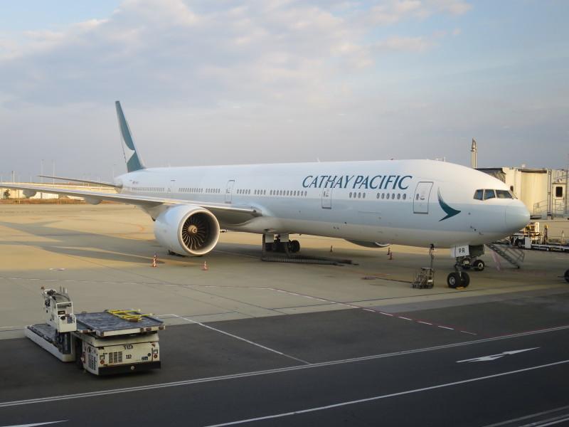 A350-900 キャセイパシフィック