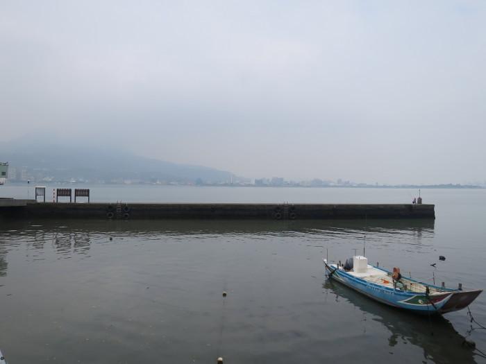 紅毛城 台湾 淡水 観光