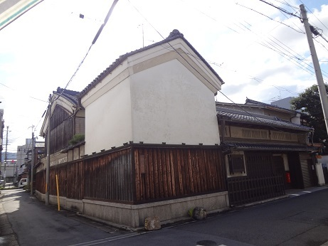 奈良白壁蔵