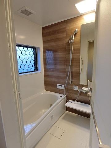 吉祥寺テラスハウス1階浴室