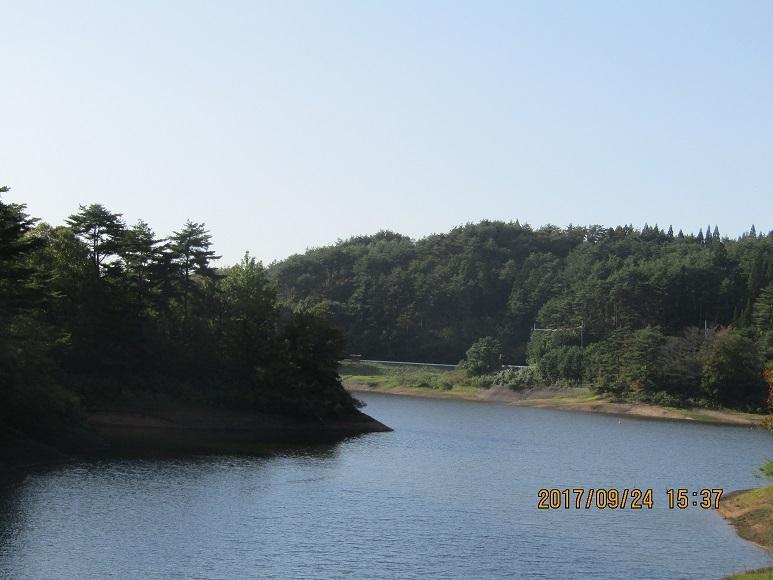 羽根川湖水3