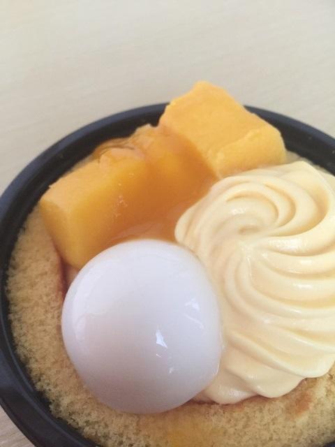 Uchi cafe SWEETS×ICE MONSTER マンゴーのロールケーキ2
