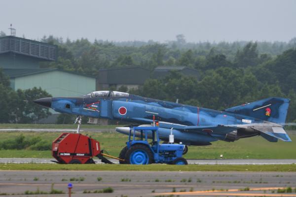千歳基地のWベアーズ 航空自衛隊八雲分屯基地創立40周年記念行事3