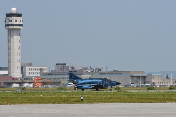 千歳基地のWベアーズ 航空自衛隊八雲分屯基地創立40周年記念行事