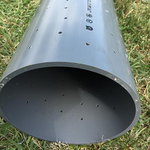 DIYで打ち抜き井戸を掘る!④ ~塩ビ管~②