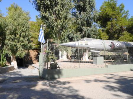 戦闘機の博物館