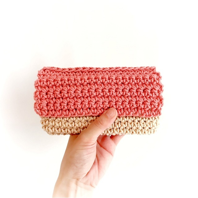 手編み雑貨 HanahanD スマホポーチ スマホケース アイフォンケース