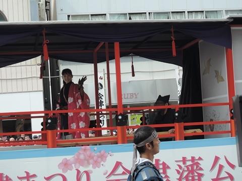 会津祭り①