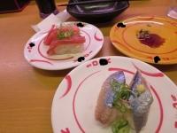 サンマなどの安い寿司