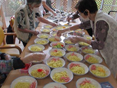 20170727 戸田川 Lets Cooking The July2