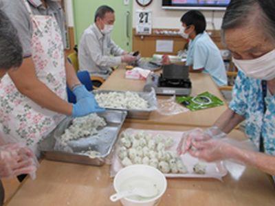 20170727 戸田川 Lets Cooking The July5