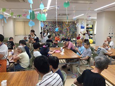 20170912 希望 敬老会ピアノコンサート♪2