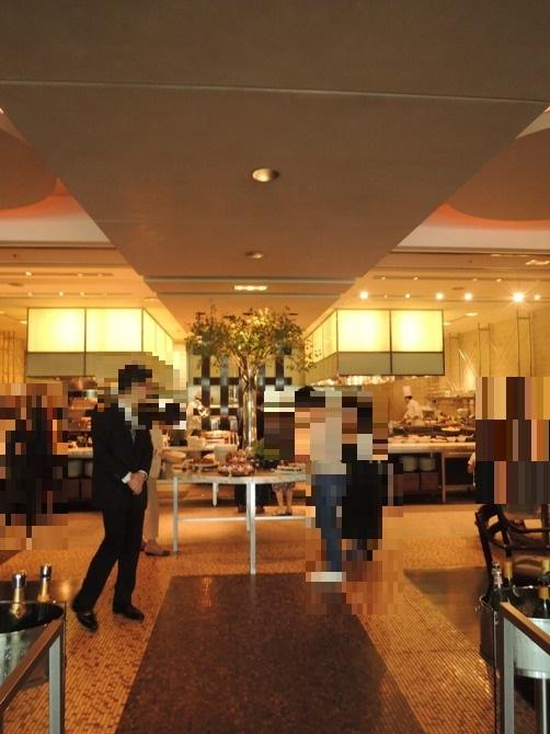 グランドハイアット東京 フレンチキッチン ランチブッフェを体験(フレンチキッチン店内を解説)