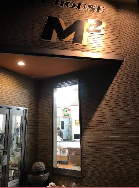 カットハウスM2①